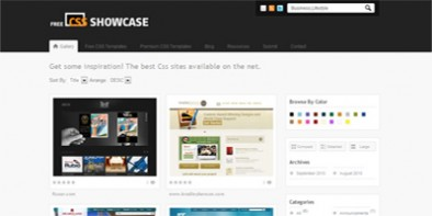 Free-css-gallery
