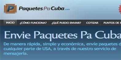 PaquetesPaCuba