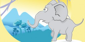 free-vector-elephant