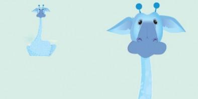 free-vector-giraffe