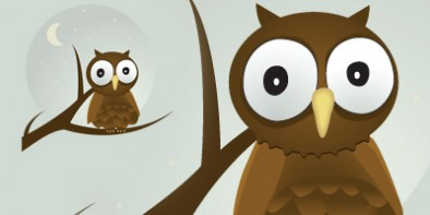 free-vector-owl