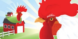 free-vector-rooster-barn