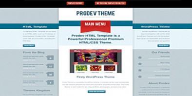 Prodev-HTML-Template