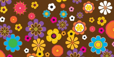 free_vector_retro_flowers