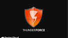 Thunderforce shield logo