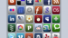 30 social network icons
